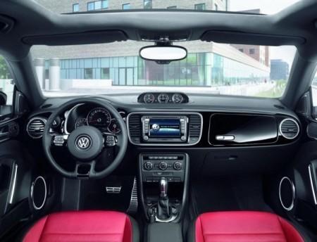 Volkswagen Beetle Салон