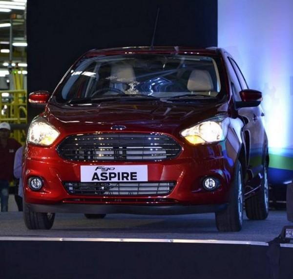 седан Ford Figo Aspire