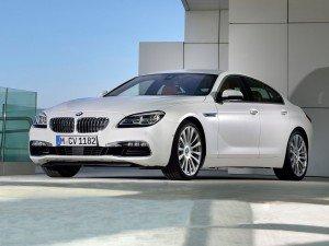 BMW озвучила стоимость 6-Series