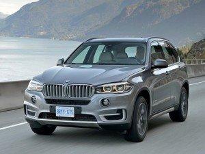 BMW X5 стал самым угоняемым авто