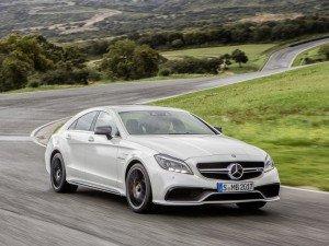 Мерседес предлагает автомобили CLS-класса