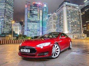 самый популярный электромобиль