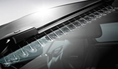 Новые «дворники» от Mercedes