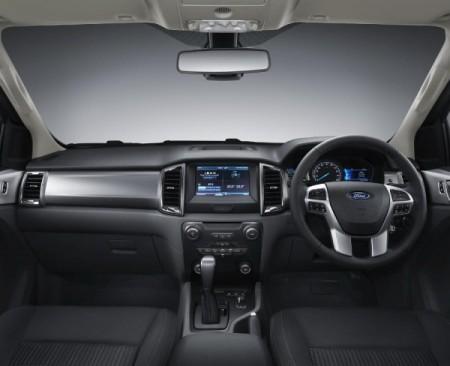пикап Ford Ranger салон