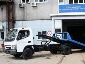 Японские грузовики Mitsubishi Fuso