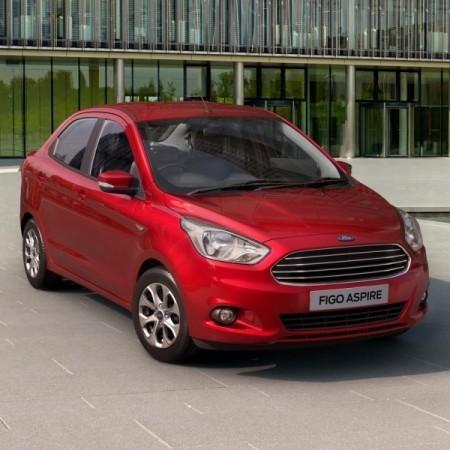 Новый седан Ford Figo