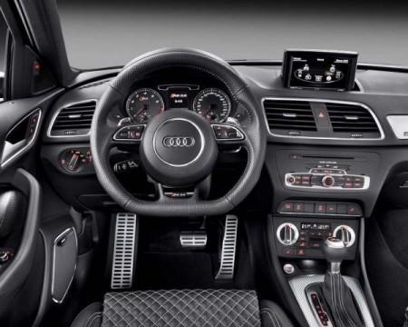 Audi RS приборная панель