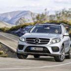 новый класс Mersedes-Benz