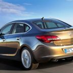 Opel Astra седан