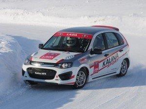 АвтоВАЗ летом запустит «заряженную» версию Lada Kalina