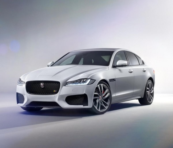новый Jaguar XF