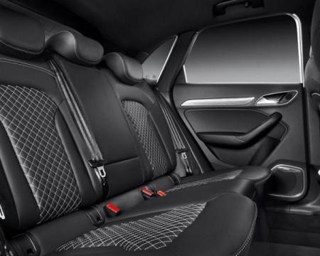 Audi RS Q3 салон