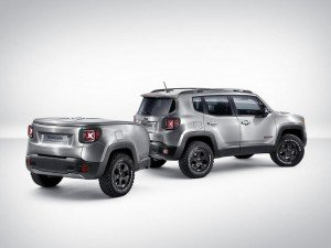 Компания Jeep удивила мир своим Renegade