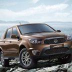 Цена на автомобили SsangYong упала на 20 %