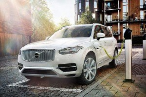 Volvo планирует выпустить больше гибридных авто