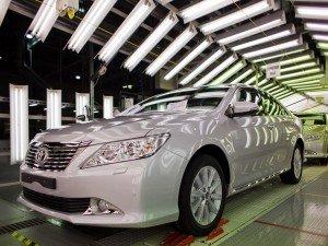 Toyota планирует построить завод в Тяньцзине