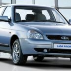 Новые версии Lada Priora