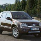 Suzuki не планирует производить модель Grand Vitara