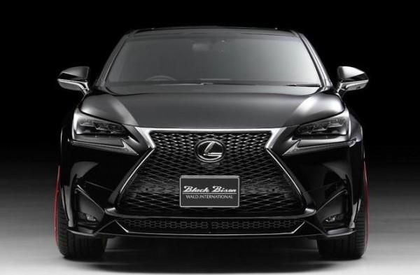 Тюнинг Lexus NX 2015