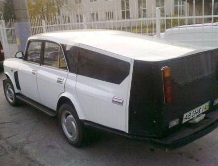 Москвич 412 тюнинг
