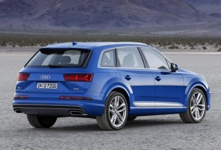 Audi Q7 2015 — 2016