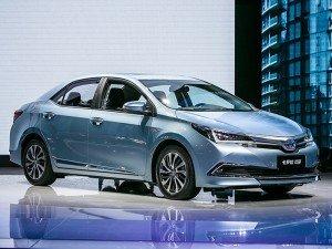 Toyota представила версию Corolla