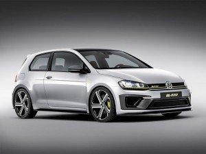Volkswagen подтвердила выпуск спортивного Golf R400