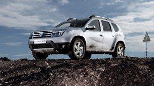 Renault Duster продолжает удерживать позиции