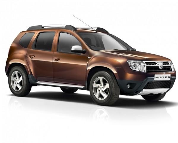 цены на Renault Duster
