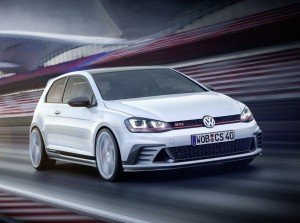 Volkswagen представляет мощный Golf GTI