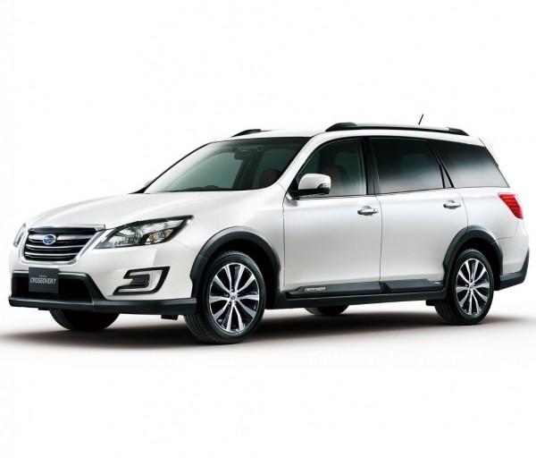 вседорожный Subaru Exiga Crossover