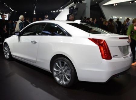 купе Cadillac ATS