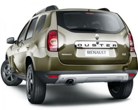 Новые цены на Renault Duster