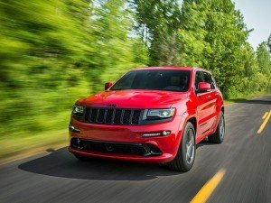 Jeep выпустит Grand Cherokee