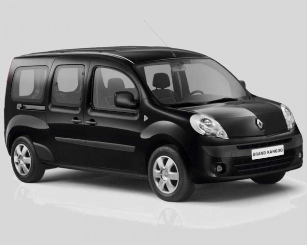 Новый Renault Grand Kangoo