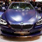 BMW Alpina B6 в России: цена, фото