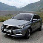 АвтоВАЗ представил Lada Vesta
