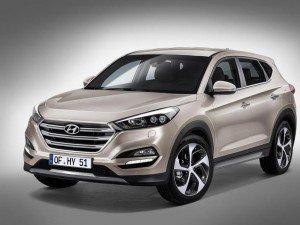 Hyundai начнет сборку нового компактного кроссовера