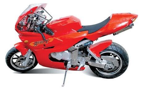 мини мотоцикл