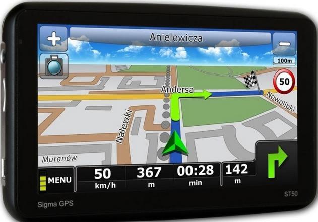 GPS-навигатор