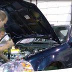 Сложность ремонта авто