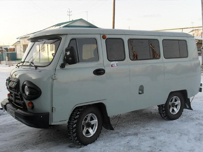УАЗ-2206