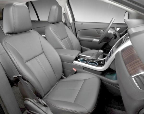 Ford Edge фото салона