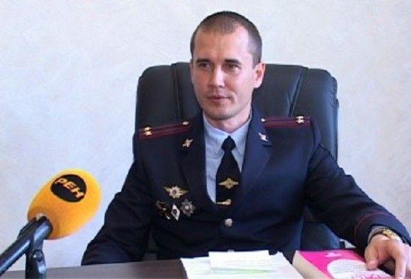 экс-командир полка ДПС