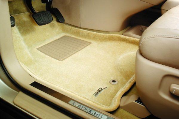 ворсовые коврики в машину