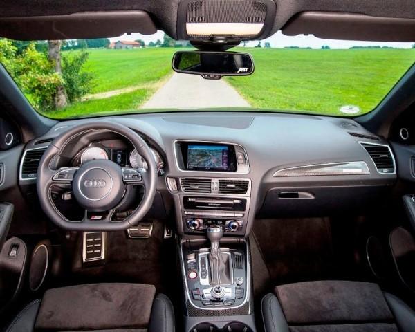 Audi SQ5 TDI фото салона