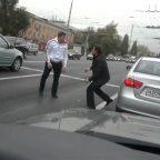 борьба с хамами на дорогах
