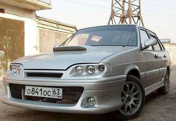 Тюнинг ВАЗ 2115