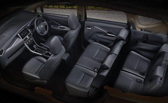 Nissan Livina фото салона