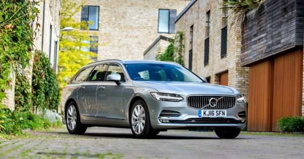 Volvo V90 Estate